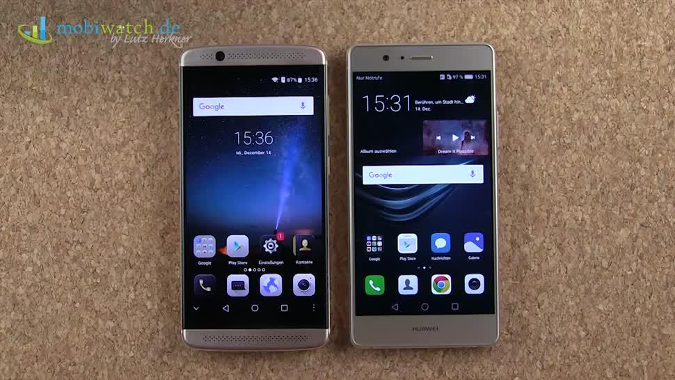 Android, Huawei, Lutz Herkner, Zte, P9 Lite, Axon 7 Mini, Smartpbone