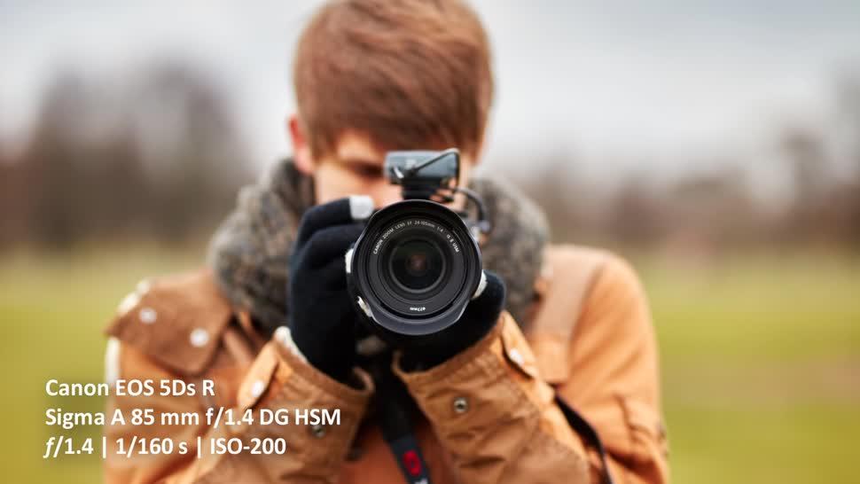 ValueTech, Fotografie, Objektiv, Sigma, Portrait