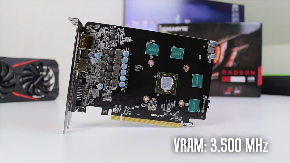 Test, Amd, Grafikkarte, Zenchilli, Zenchillis Hardware Reviews, Gigabyte, Polaris, AMD Radeon RX 460, Gigabyte RX 460 WF OC, Gigabyte RX 460 WF, Gigabyte RX 460