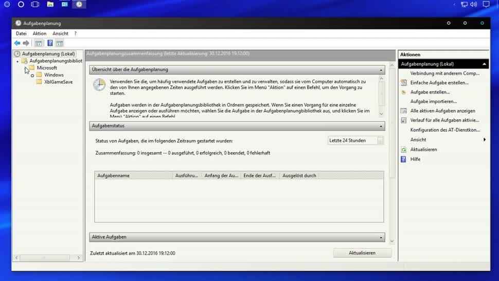 Microsoft, Betriebssystem, Windows 10, Update, SemperVideo, Neustart