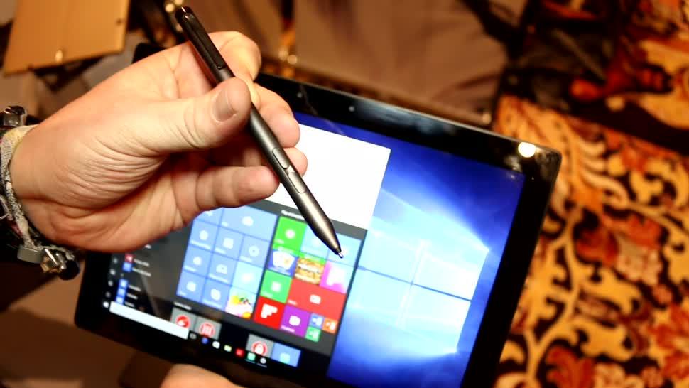 Windows 10, Tablet, Lenovo, Ces, CES 2017, Consumer Electronics Show, Lenovo IdeaPad Miix 720, Lenovo Miix 720