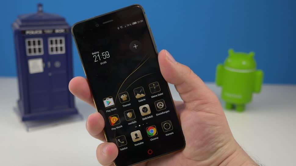 Smartphone, Android, Test, Timm Mohn, Nubia, Nubia Z11, Z11 Mini, Nubia Z11 Mini