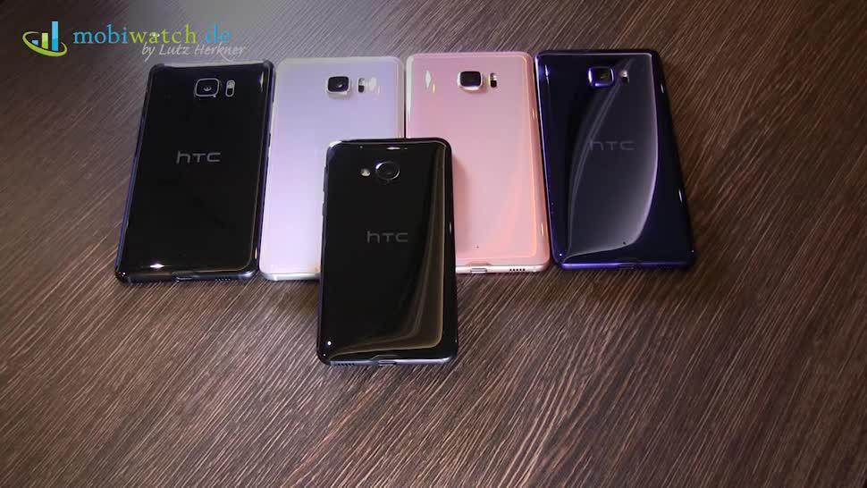 Smartphone, Htc, Hands-On, Lutz Herkner, HTC U Ultra, HTC U Play, HTC Event