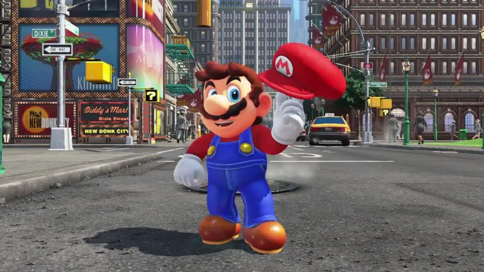 Nintendo, Nintendo Switch, Super Mario, Mario, Super Mario Odyssey