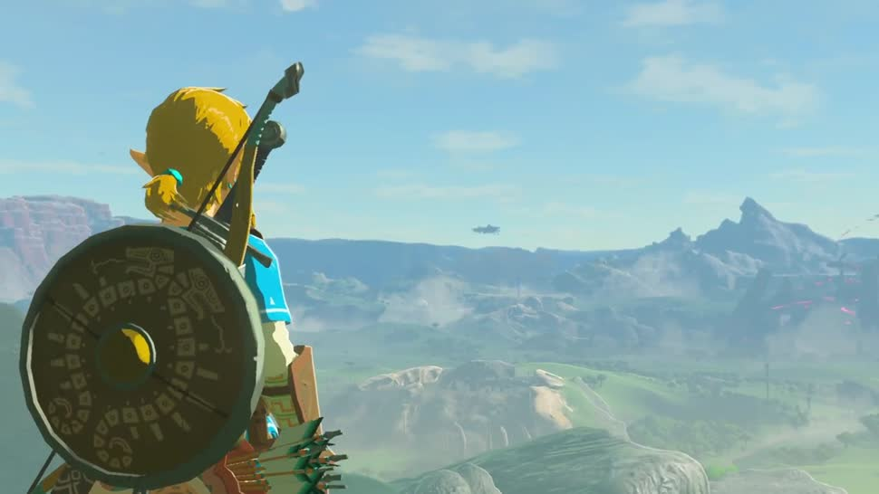 Trailer, Nintendo, Nintendo Switch, The Legend of Zelda, The Legend of Zelda: Breath of the Wild, Breath of the Wild