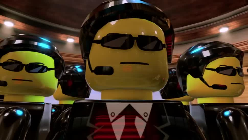 Trailer, Lego, LEGO CITY Undercover, LEGO CITY