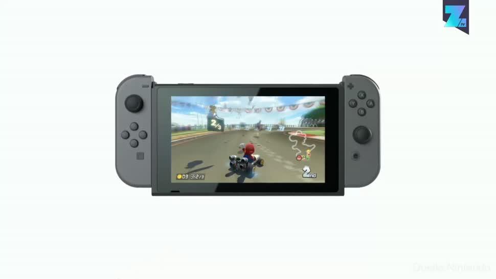 Konsole, Nintendo, Zoomin, Nintendo Switch, Nintendo Konsole, Handheld, Joy-Con