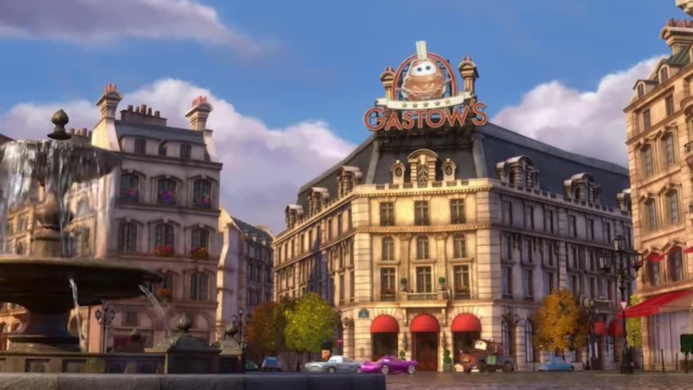 Video, Disney, Animation, Easter Egg, Pixar