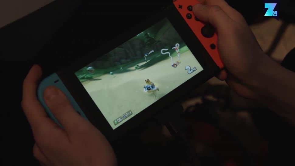 Konsole, Nintendo, Nintendo Switch, Zoomin, Nintendo Konsole, Joy-Con