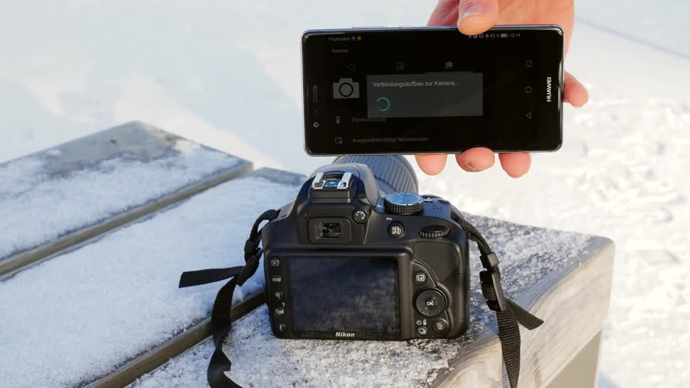Kamera, ValueTech, Dslr, Nikon, D3400