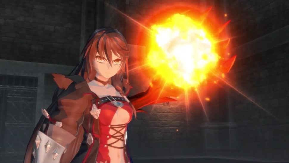 Trailer, Rollenspiel, Bandai Namco, JRPG, Tales of Berseria, Tales of