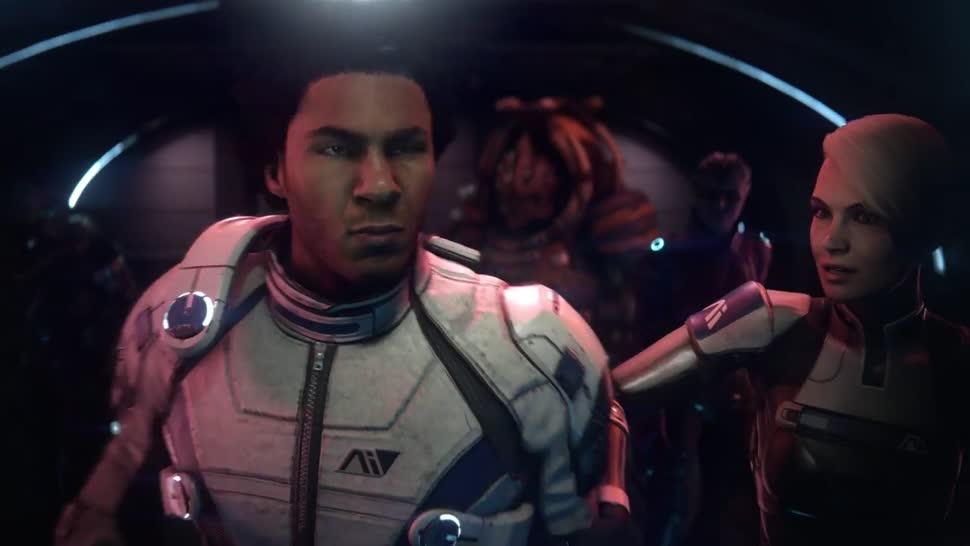 Trailer, Electronic Arts, Ea, BioWare, Mass Effect, Mass Effect Andromeda