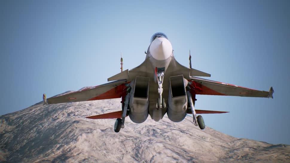 Trailer, Simulation, flugsimulation, Bandai Namco, Ace Combat 7, Ace Combat, Skies Unknown