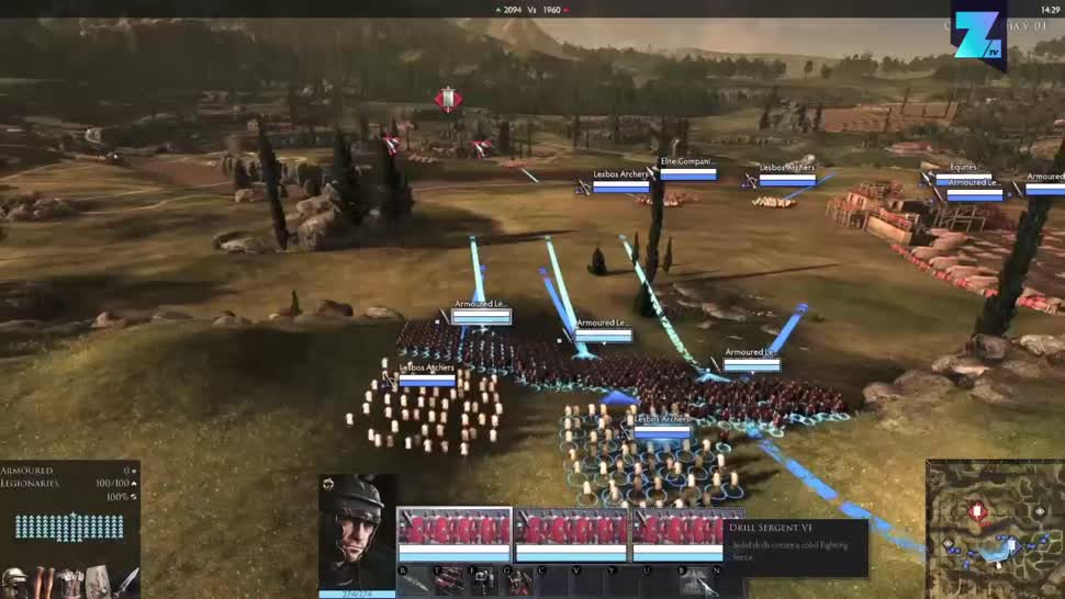 Zoomin, Online-Spiele, Free-to-Play, Strategiespiel, Simulation, SEGA, Total War, World of Tanks, Wargaming.net, Creative Assembly, Wargaming, Total War Arena, Wargaming Alliance