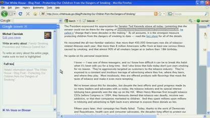 Google, Kommentare, Sidewiki