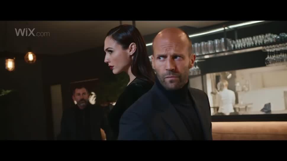 Werbespot, Super Bowl, Super Bowl 2017, Wix.com, Jason Statham, Gal Gadot