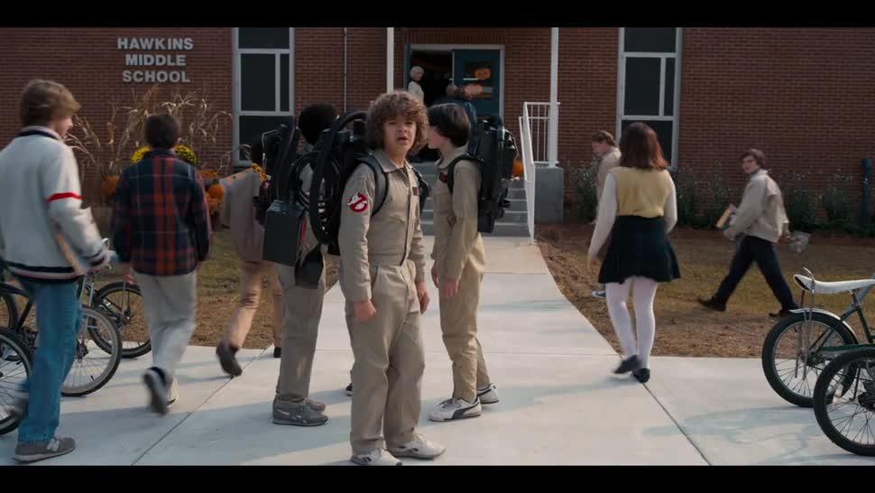 Trailer, Netflix, Super Bowl, Super Bowl 2017, Stranger Things, Stranger Things 2