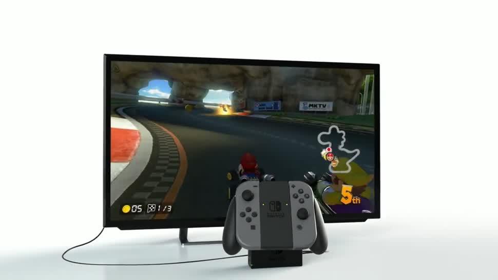 Konsole, Nintendo, Hands-On, Nintendo Konsole, Nintendo Switch, Nintendo NX, Handheld, Joy-Con