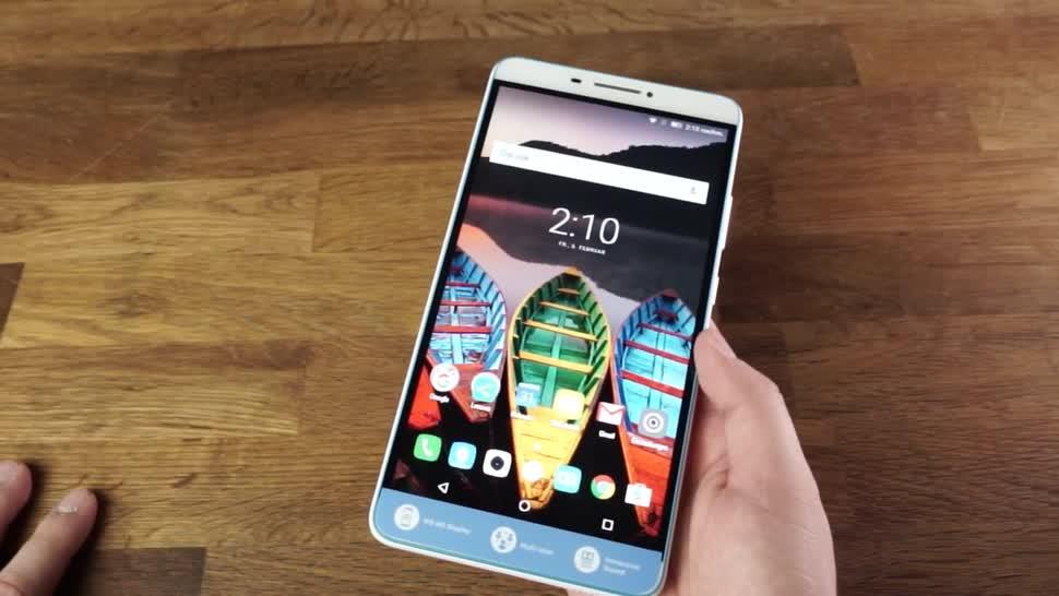 Android, Tablet, Lenovo, Andrzej Tokarski, Tabletblog, Unboxing, Lenovo Tab3 7, Lenovo Tab3 7 Plus, Tab3 7 Plus