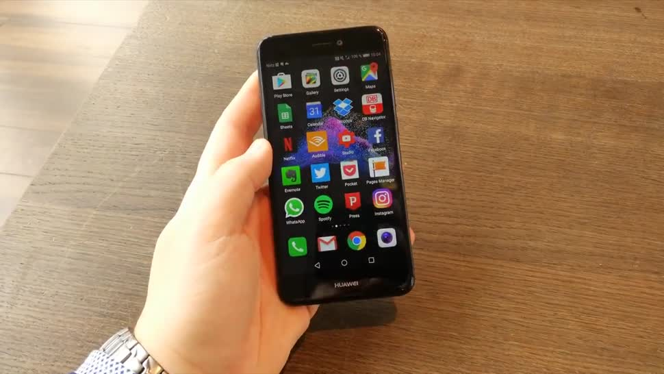Smartphone, Android, Huawei, Hands-On, Hands on, tblt, Daniil Matzkuhn, Huawei P8, Huawei P8 Lite, P8 Lite, Huawei P8 Lite 2017, P8 lite 2017