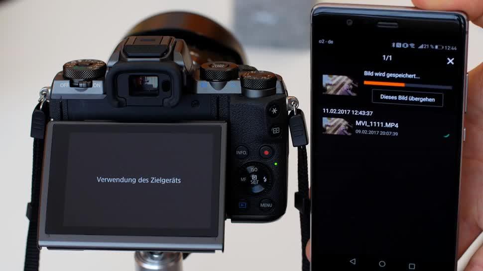 ValueTech, Canon, DSLM, Systemkamera, EOS M5