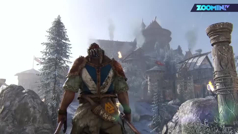 Ubisoft, actionspiel, Zoomin, For Honor