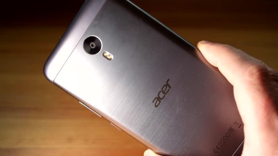 Smartphone, Android, Acer, ValueTech, Liquid Z6 Plus
