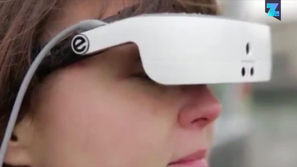 Forschung, Zoomin, Brille, Gesundheit, Blinde, Blind, eSight