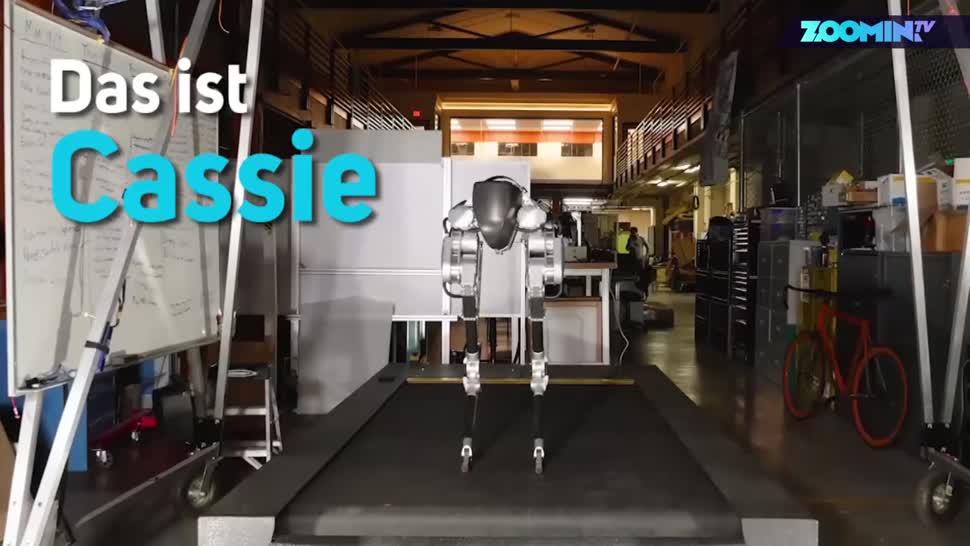 Forschung, Zoomin, Roboter, Robotik, Cassie, Oregon State University