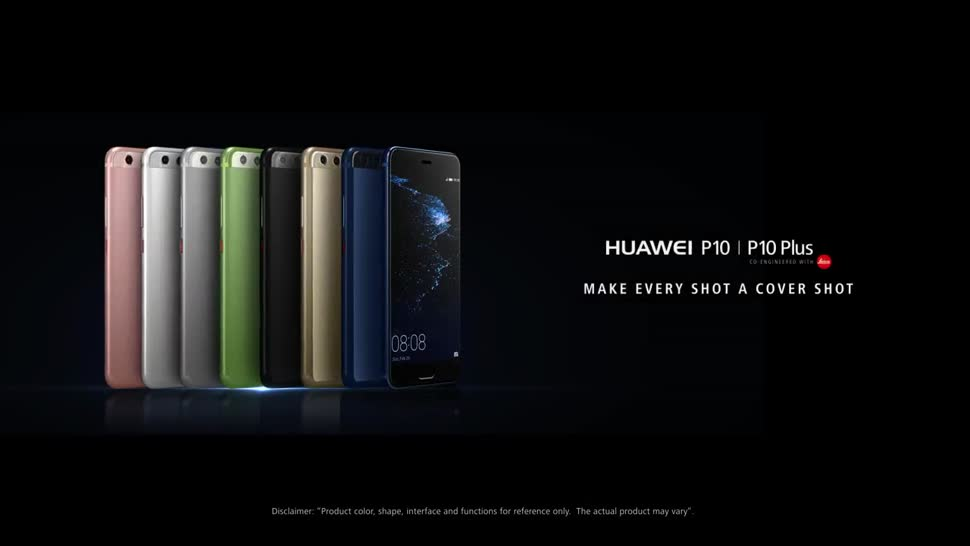 Smartphone, Android, Huawei, Mwc, MWC 2017, Huawei P10