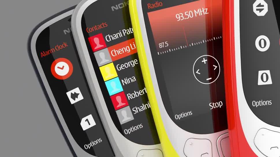 Nokia, Handy, Mwc, MWC 2017, Nokia 3310