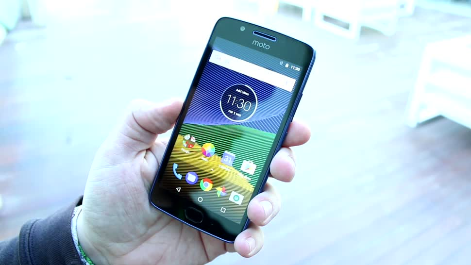 Smartphone, Android, Smartphones, Hands-On, Preis, Mwc, Motorola, Hands on, Mobile World Congress, günstig, Präsentation, Vorstellung, MWC 2017, Mittelklasse, Moto, Motorola Moto G, Android-Smartphone, Moto G5, Low-Budget, Lenovo Motorola