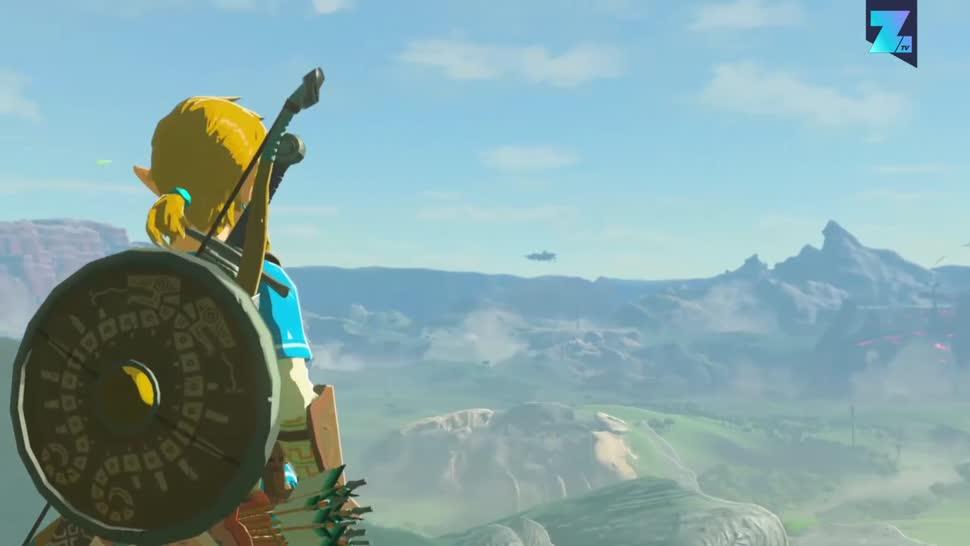 Spiele, Zoomin, Videospiele, Computerspiele, The Legend of Zelda: Breath of the Wild, Mass Effect Andromeda, Breath of the Wild, Wildlands, Ghost Recon Wildlands, Horizon Zero Dawn, Lego Worlds