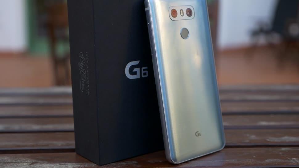 Smartphone, Android, LG, Mwc, Daniil Matzkuhn, MWC 2017, G6