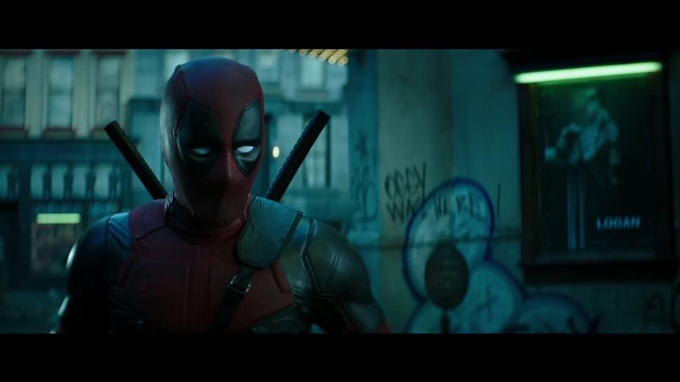 Kino, Kinofilm, Teaser, Marvel, Deadpool, Deadpool 2