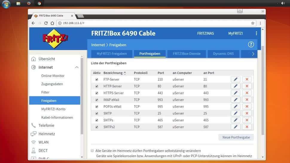 fritzbox 7590 firmware 6.93 download