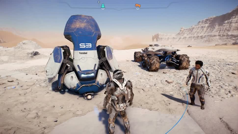 Electronic Arts, Ea, Gameplay, BioWare, Mass Effect, Mass Effect Andromeda