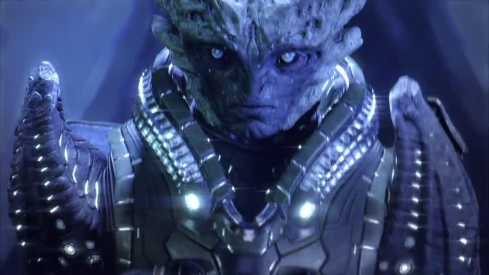 Trailer, Electronic Arts, Ea, BioWare, Mass Effect, Andromeda, Mass Effect Andromeda