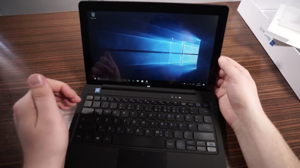 Windows 10, Tablet, Andrzej Tokarski, Tabletblog, Unboxing, Windows-Tablet, Odys Fusion Win 12 Pro, Odys Fusion Win 12, Fusion Win 12 Pro, Odys Fusion