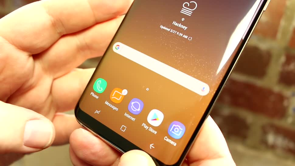Smartphone, Samsung, Lte, Samsung Galaxy, Test, Galaxy, Octacore, Hands-On, Hands on, Review, Samsung Galaxy S8, Android 7.0, Assistent, Samsung Galaxy S8 Plus, S8, Bixby, DeX Station, S8 Plus, Samsung DeX, Samsung Exynos 8895