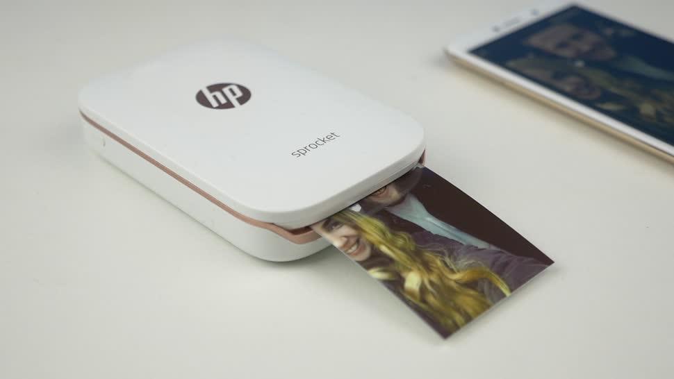 Smartphone, Hp, Foto, Drucker, Timm Mohn, Sproket