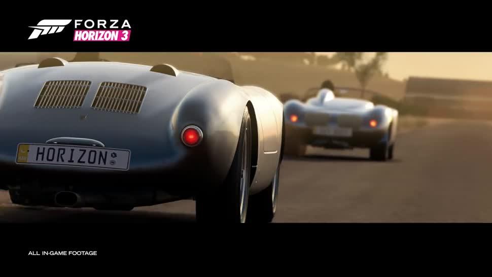 Microsoft, Xbox One, Rennspiel, Forza, Forza Horizon, Porsche