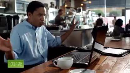 Microsoft, Windows 7, Werbung