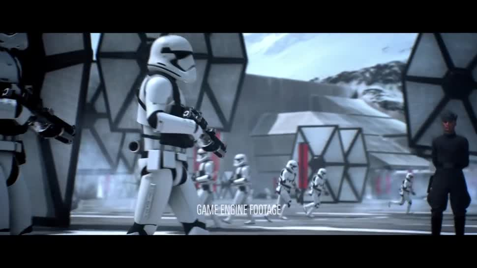 Trailer, Electronic Arts, Ego-Shooter, Ea, Star Wars, Dice, Star Wars: Battlefront, Star Wars Battlefront, Battlefront, Battlefront 2, Battlefront II
