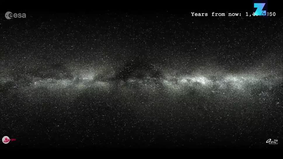 Forschung, Zoomin, Weltraum, Esa, Astronomie, Milchstraße