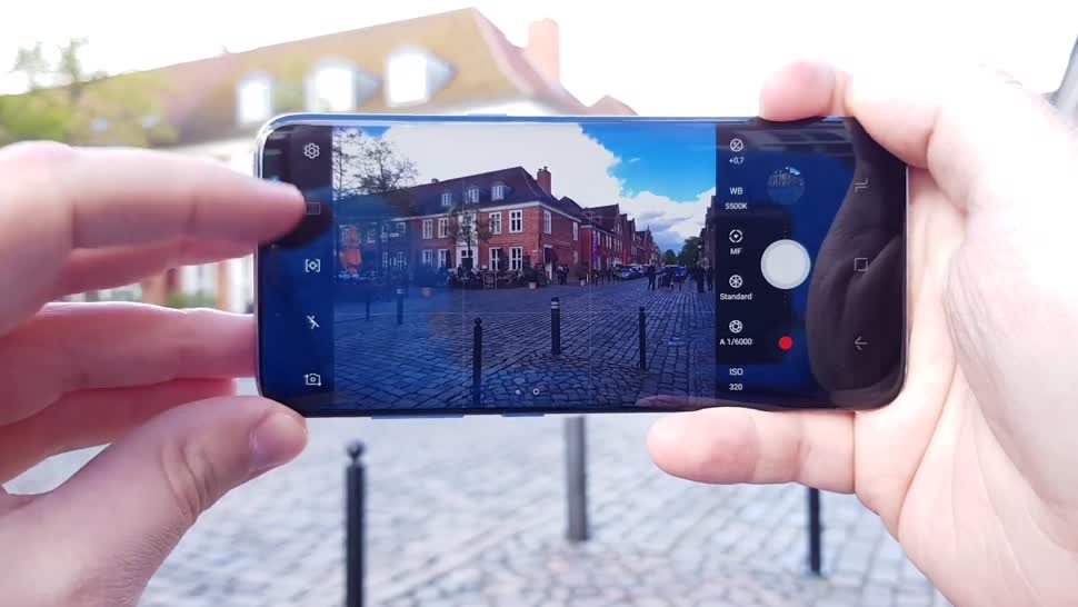 Smartphone, Android, Samsung, Samsung Galaxy, Galaxy, Kamera, Samsung Galaxy S8, Samsung Mobile, Daniil Matzkuhn, tblt, S8, Kamera-App