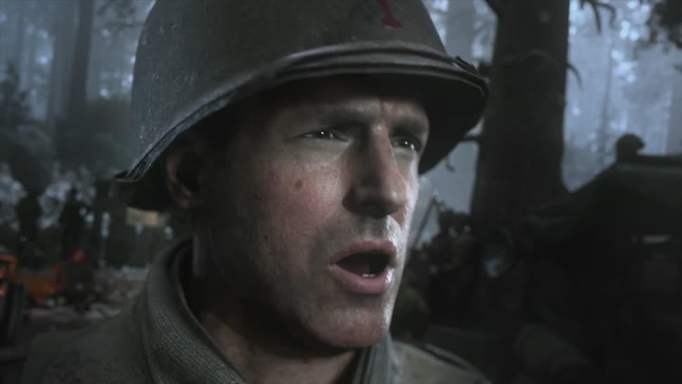 Trailer, Gaming, Konsole, Spiele, Video, Spiel, Ego-Shooter, Call of Duty, Activision, Games, Game, Teaser, Präsentation, Vorstellung, Ankündigung, Cod, Sledgehammer Games, Call of Duty: WWII, Release-Termin, WWII