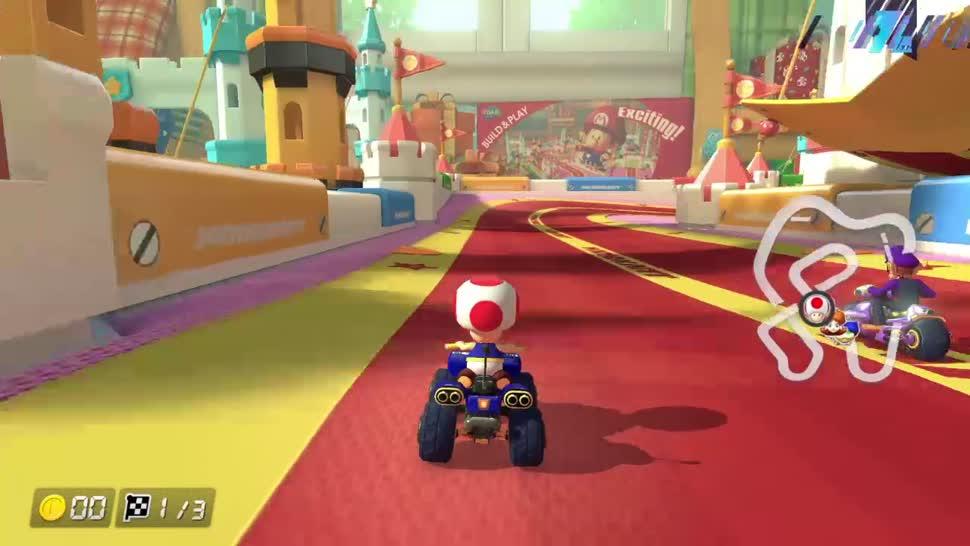 Nintendo, Zoomin, Rennspiel, Nintendo Switch, Mario Kart, Mario Kart 8, Mario Kart 8 Deluxe