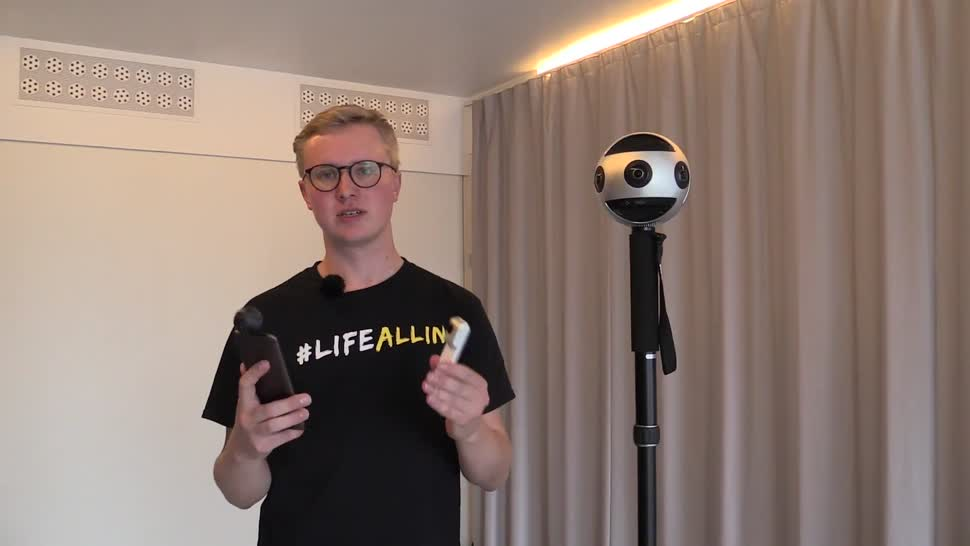 NewGadgets, Kameras, 360 Grad, 360 Grad Kamera, 360-Grad-Kamera, Insta360, Insta360 Pro, Insta360 Air, Insta360 Nano