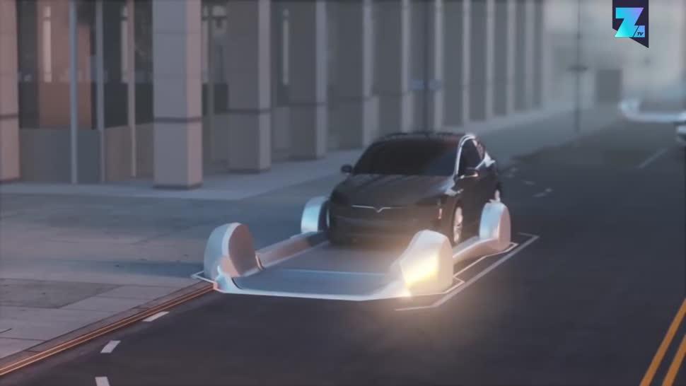 Zoomin, tesla, Elon Musk, Verkehr, Straßenverkehr, The Boring Company